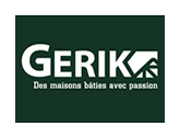 Gérik construction logo