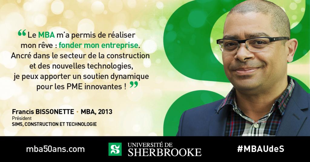 Temoignage-Francis-Bissonnette-ambassadeur-50ans-Universite-de-Sherbrooke-