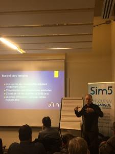 André Gagné Conférencier SiM5 février 2016 rénovation
