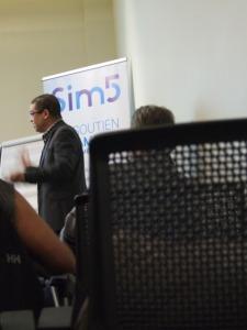 Francis Bissonnette conférence SiM5 rénovation 2016 expert médias sociaux secteur construction