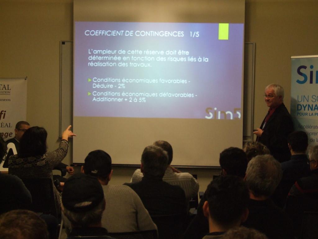conférence rénovation SiM5