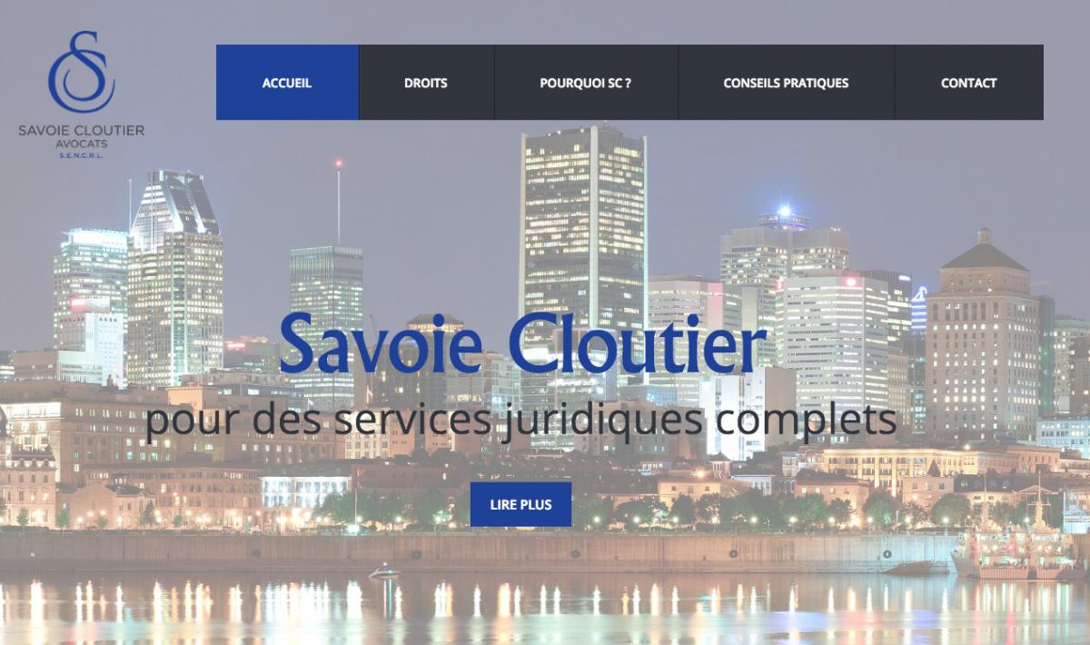 Savoie Cloutier Services juridiques SiM5