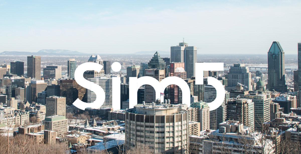 Sim5 Montréal