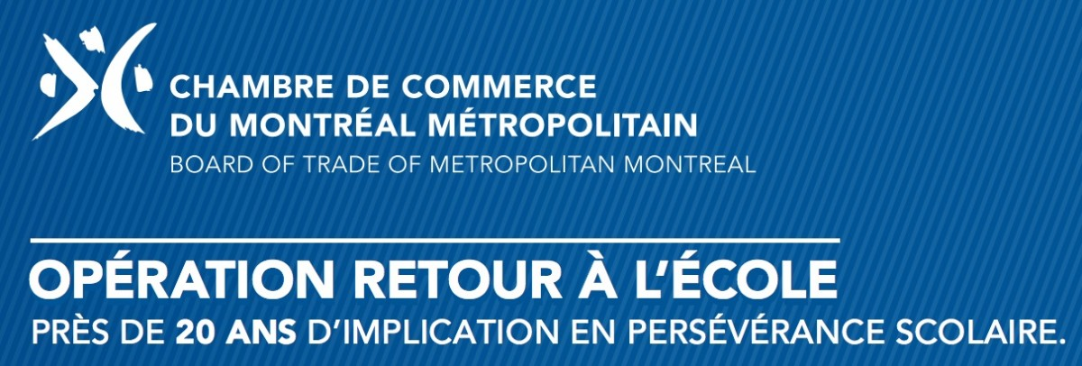 Une journ e au secondaire sim5 for Chambre de commerce du montreal metropolitain