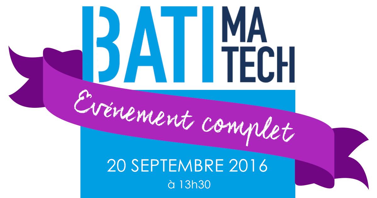 Batimatech 2016 sim5 complet