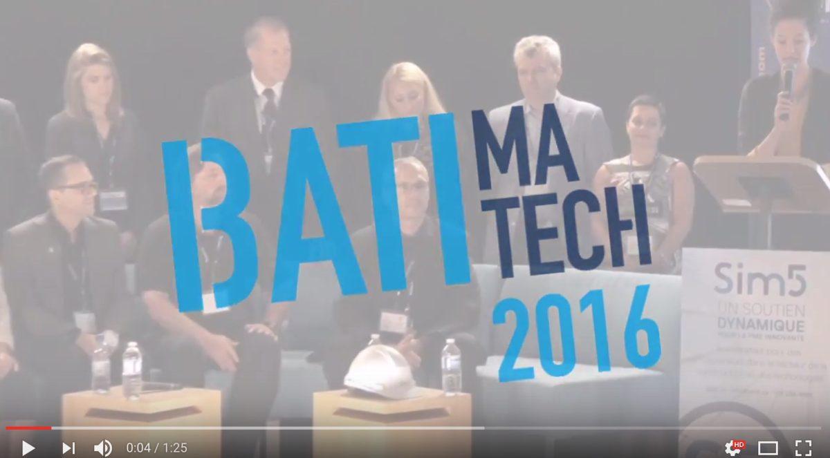 Batimatech 2016