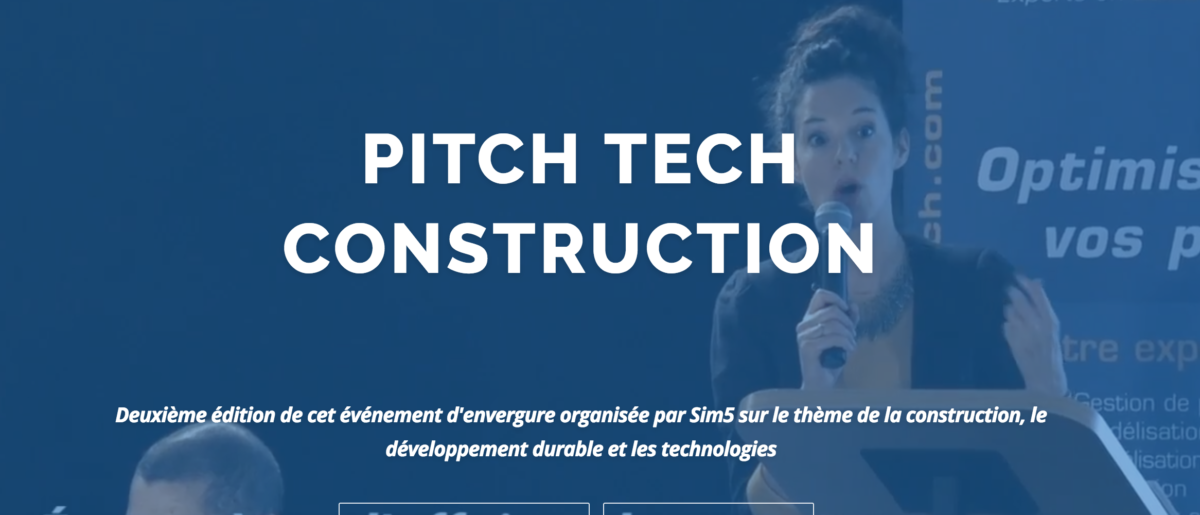 pitch tech batimatech montreal