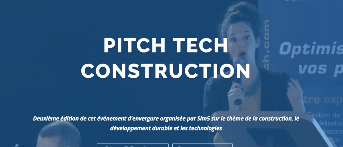 pitch tech batimatech montreal